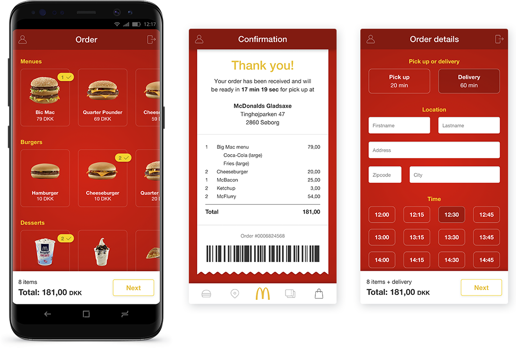 McDonald's Mobile Ordering? There's an App For That! - The ...